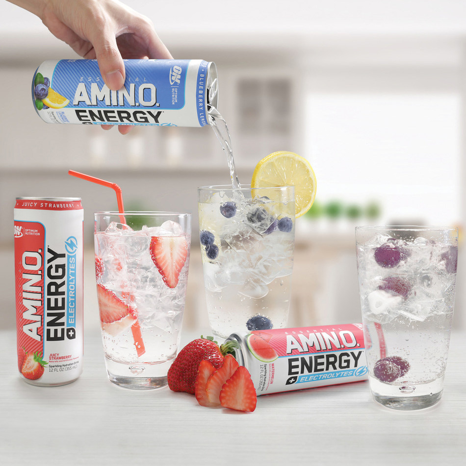 OPTIMUM NUTRITION will highlight its award-winning ready-to-drink beverage ESSENTIAL AMIN.O. ENERGY Plus Electrolytes at the 2019 National Association of Convenience Stores (NACS) show in Atlanta.