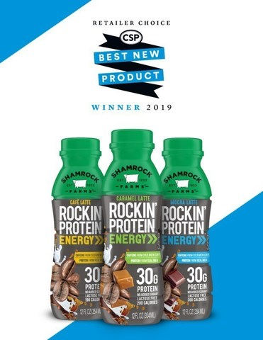 Shamrock Farms ready-to-drink protein beverage is a certified hit with c-store retailers
