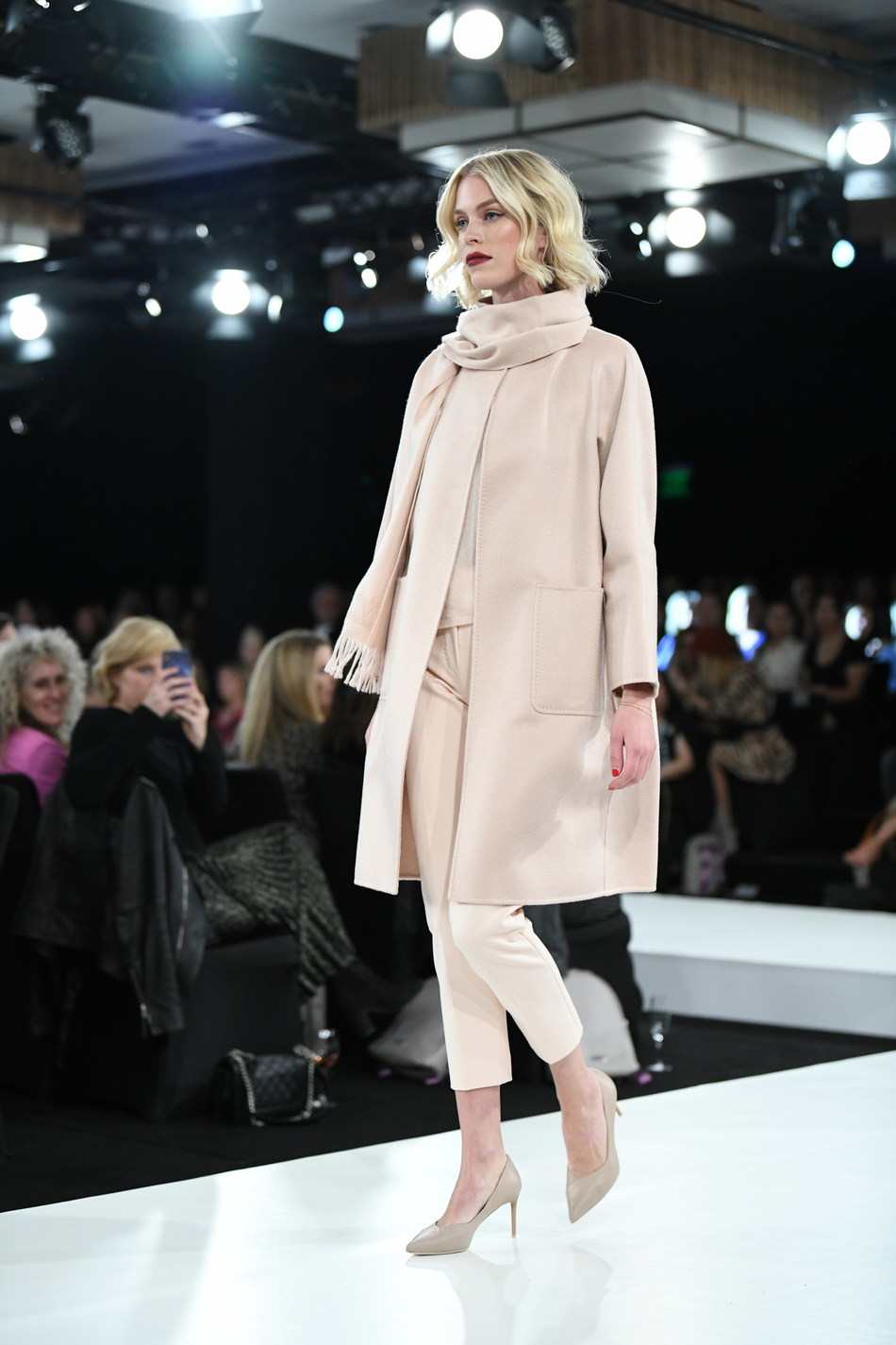 Fashion Week at The Bellevue Collection. Photo credit: HRV Media