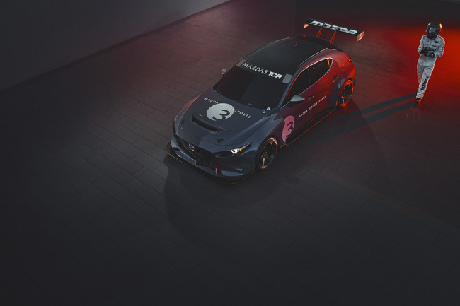MAZDA MOTORSPORTS BOOSTS CUSTOMER RACING PROGRAM WITH NEW TOURING CAR