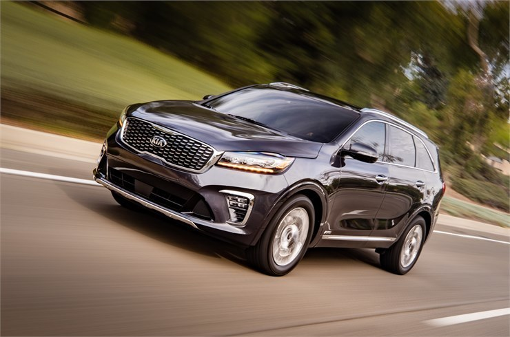 Kia Motors Announces September Sales