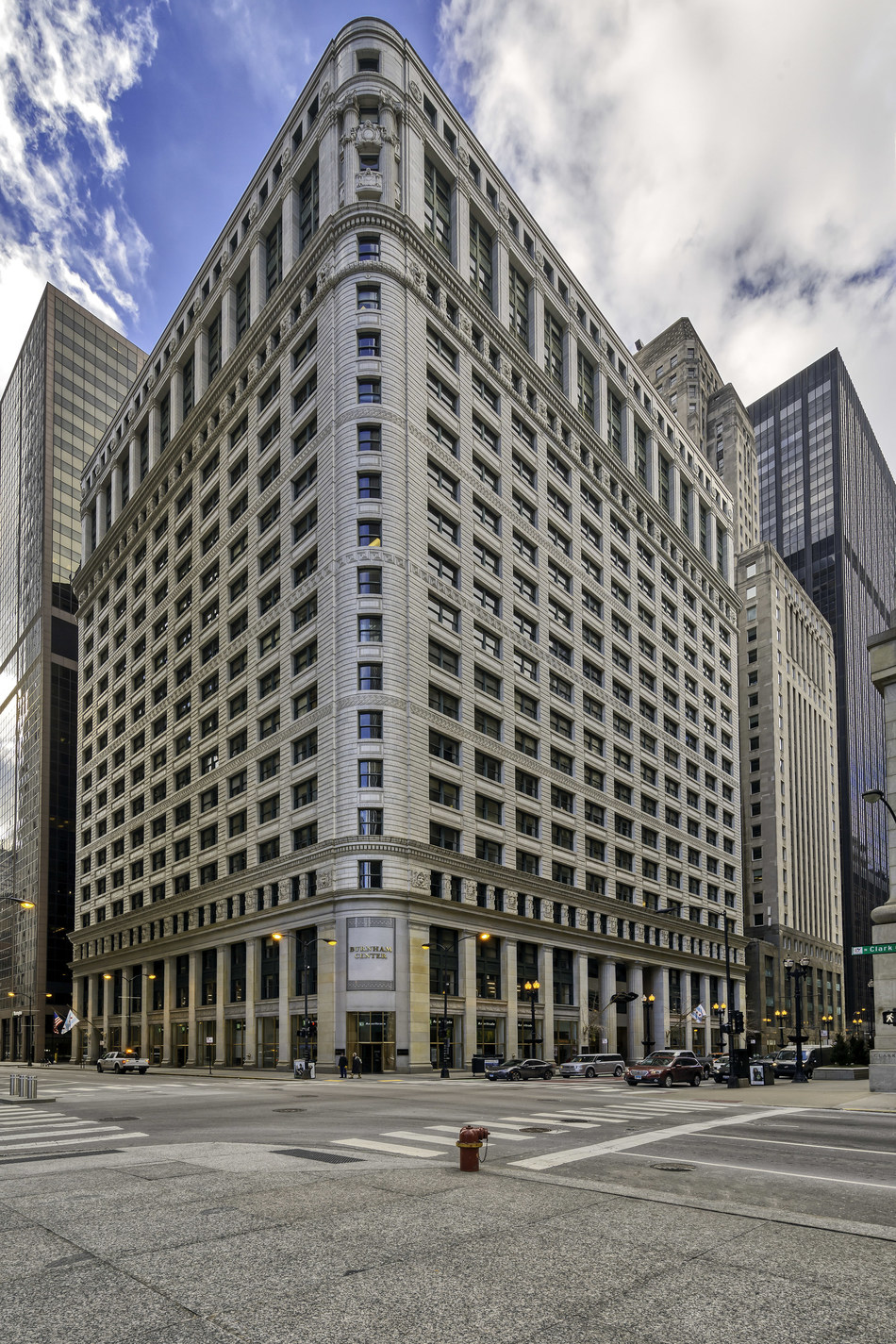 Chicago-based Golub & Company has acquired Burnham Center, located at 111 West Washington. The 22-story office tower completed in 1913 was the last building designed by famed architect and urban planner Daniel Burnham.