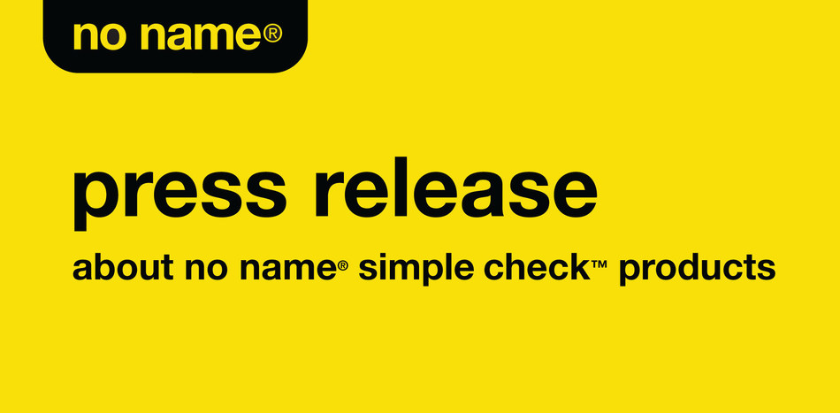 no name simple check (CNW Group/Loblaw Companies Limited)