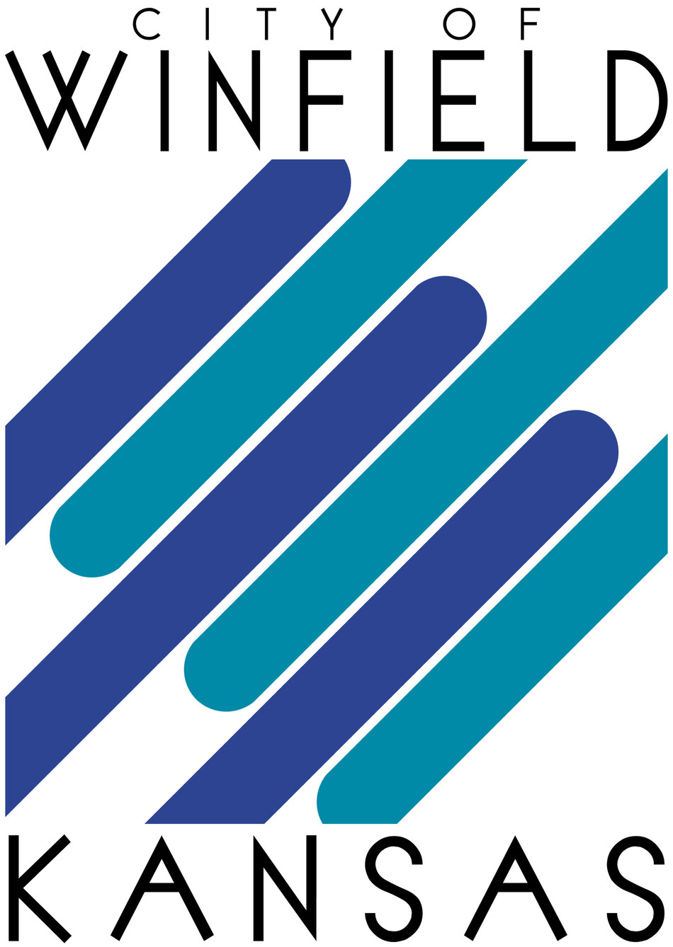 City of Winfield, Kansas logo