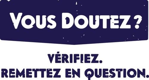 Vous Doutez (Groupe CNW/La Fondation pour le journalisme canadien)