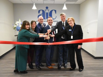 American International Chemical LLC (AIC) announces relocation to new headquarters location.