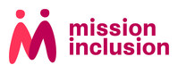 Logo : mission inclusion (Groupe CNW/L'OEUVRE LEGER)