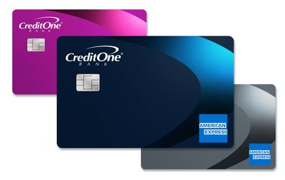 Credit One Bank American Express Cards