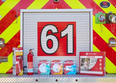 This Fire Prevention Month, fire safety will be top of mind for thousands of families across the country thanks to a nationwide campaign presented by First Alert and Lowe's.