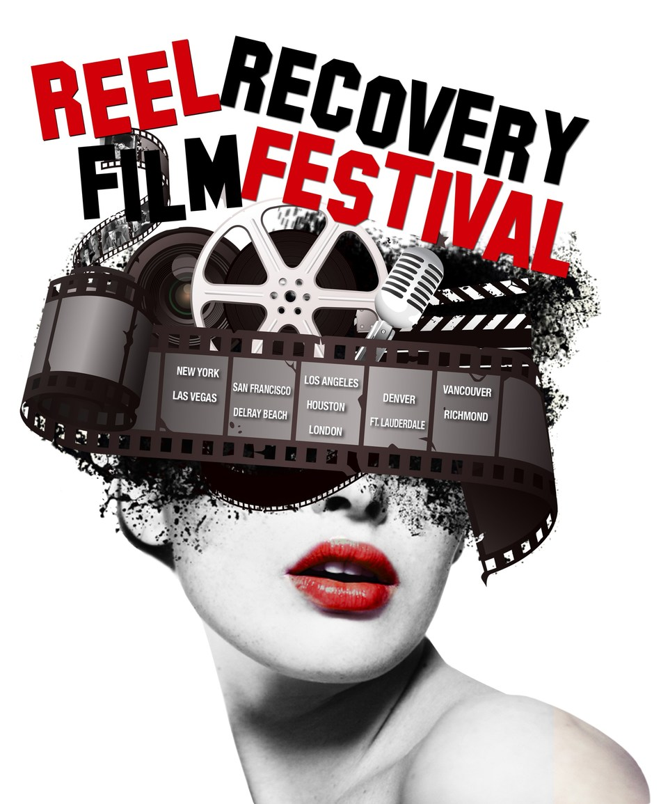 Reel Recovery Film Festival Logo (PRNewsfoto/Writers In Treatment)