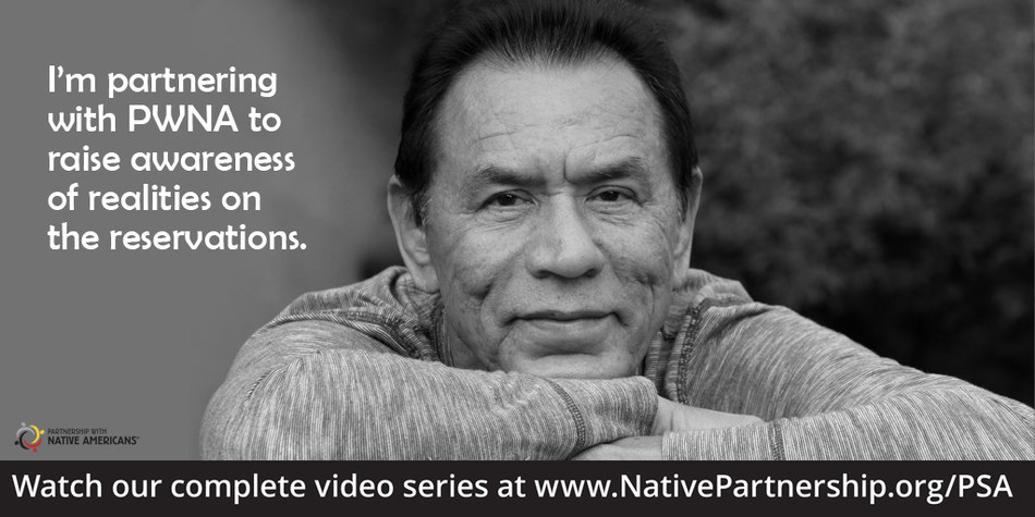 (PRNewsfoto/Partnership With Native America)