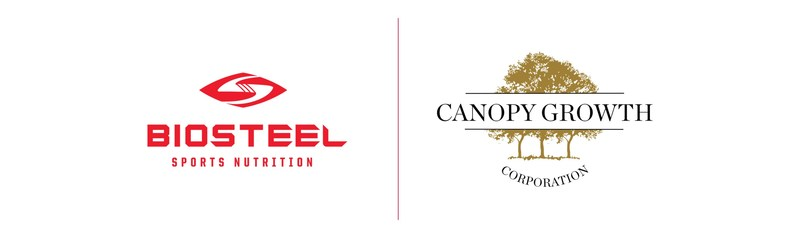 BioSteel Sports Nutrition / Canopy Growth Corporation (CNW Group/Canopy Growth Corporation)