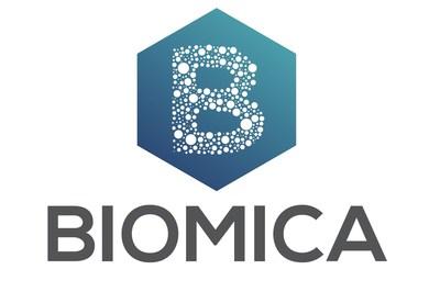 Biomica logo (PRNewsfoto/Biomica)