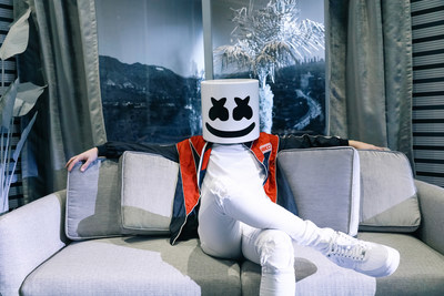 Marshmello will play Thursday night After Race Concert at 2019 Abu Dhabi GP3.