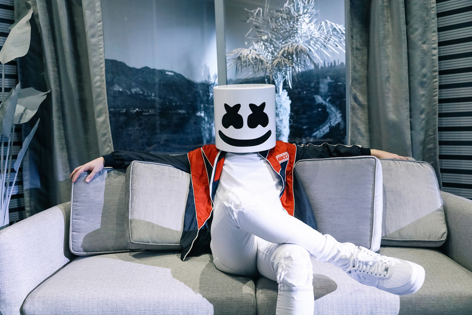 Marshmello will play Thursday Night After Race Concert at Abu Dhabi GP3.