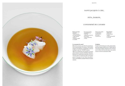 """Christophe Pelé – Le Clarence"" cookbook"