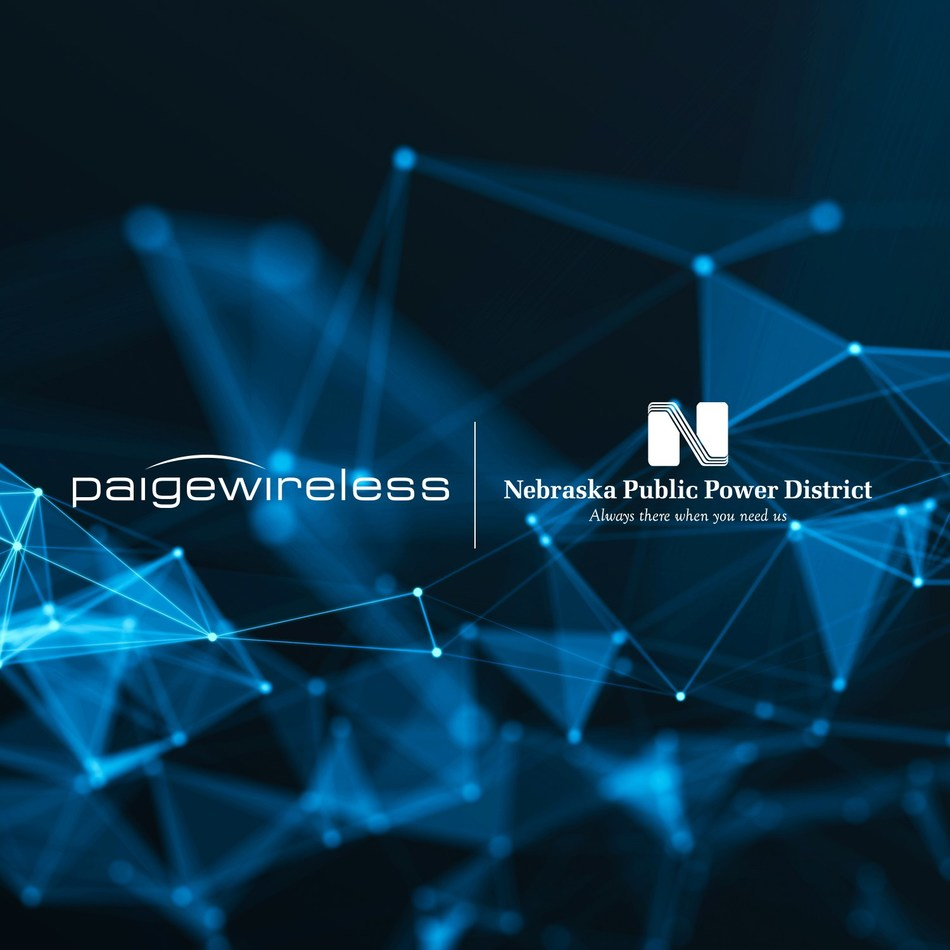 Paige Wireless Announces Partnership with NPPD to Accelerate Connectivity Across Nebraska.