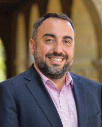 Alex Stamos, Stanford University