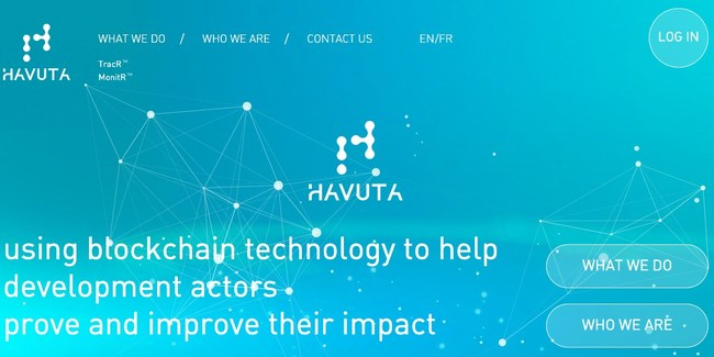The Havuta website gives detailed descriptions of the team's upcoming products and launches, as well a breakdown of the team and their roles within the company.