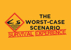 """The Franklin Institute Debuts The World Premiere Exhibit """"The Worst-Case Scenario: Survival Experience"""" Based On The Internationally Best-Selling Worst-Case Scenario Survival Handbook Series"""