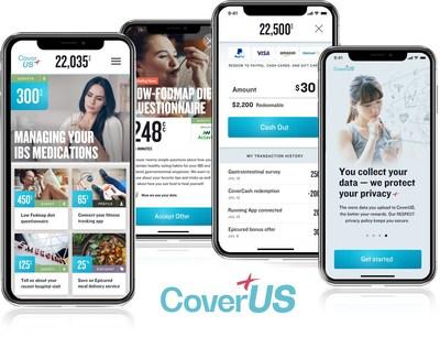 CoverUS Pilot App