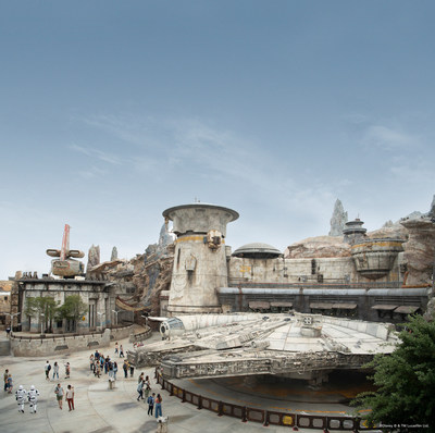 Discover the exciting new STAR WARS: Galaxy's Edge at Disney's Hollywood Studios®, just minutes away from the resort.