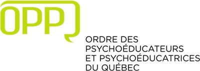 Logo : Ordre des psychoéducateurs et psychoéducatrices du Québec (Groupe CNW/Ordre des travailleurs sociaux et des thérapeutes conjugaux et familiaux du Québec)
