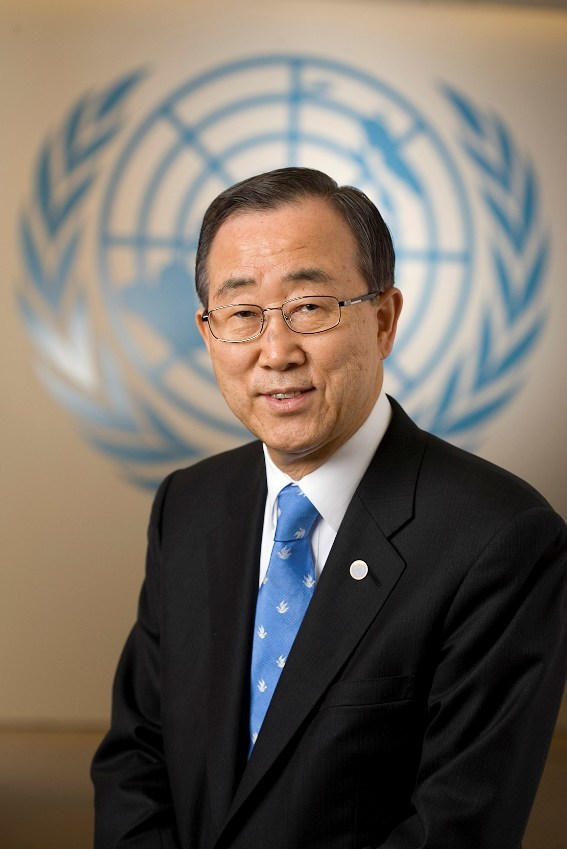 Ban Ki-moon (former UN Secretary-General)