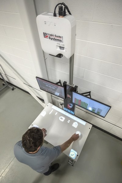 Light Guide Systems Launches TrainAR™ Augmented Reality Training System