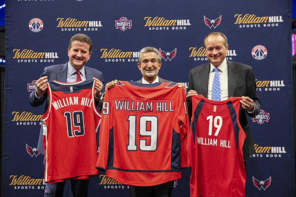 (PRNewsfoto/William Hill)