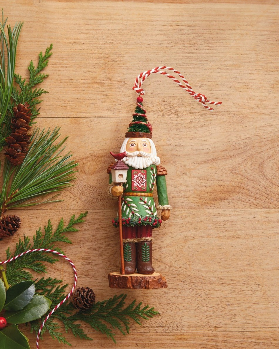 This regal first in series Noble Nutcracker ornament is one of the more than 125 new Keepsake Ornaments releasing at Hallmark Gold Crown stores this weekend.
