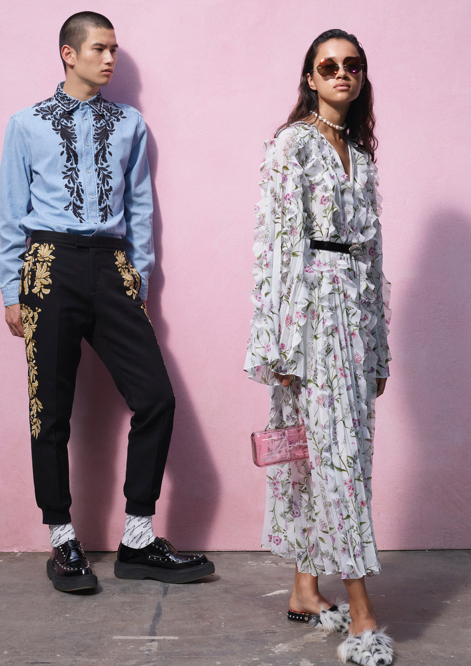 First Look At The Full Giambattista Valli X H&M Collection