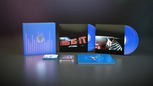 Michael Jackson This Is It 10th Anniversary Boxed Set