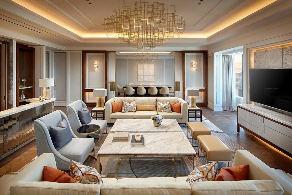 LOTTE HOTEL SEOUL Exeuctive Tower_Royal Suite