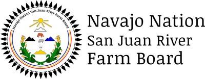 Navajo Nation San Juan River Farm Board Logo