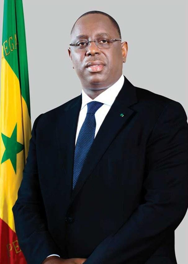 Macky Sall (President of Senegal)