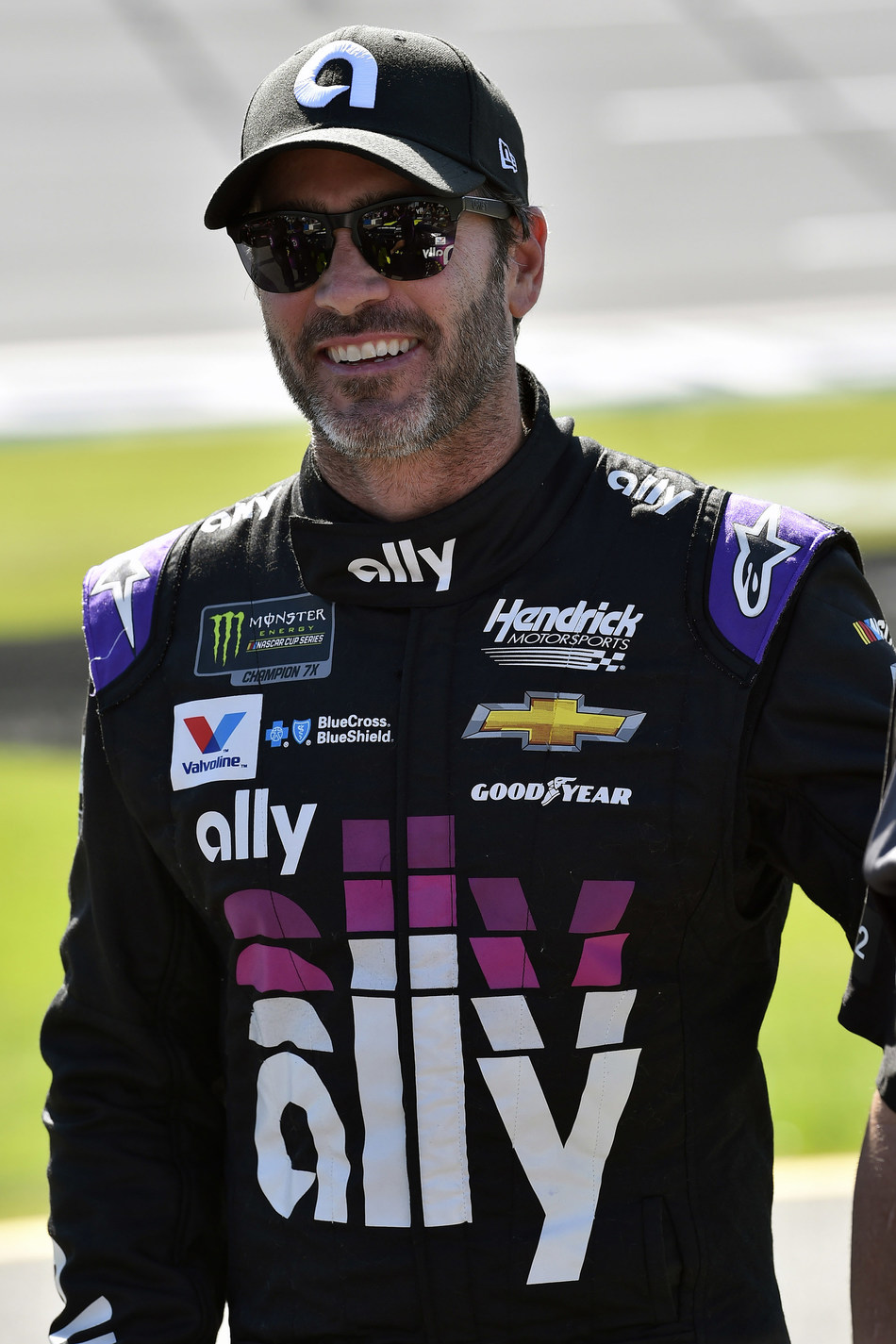 Jimmie Johnson – Ally Financial has extended its primary sponsorship of Hendrick Motorsports and the No. 48 Chevrolet Camaro ZL1 team through the 2023 season.