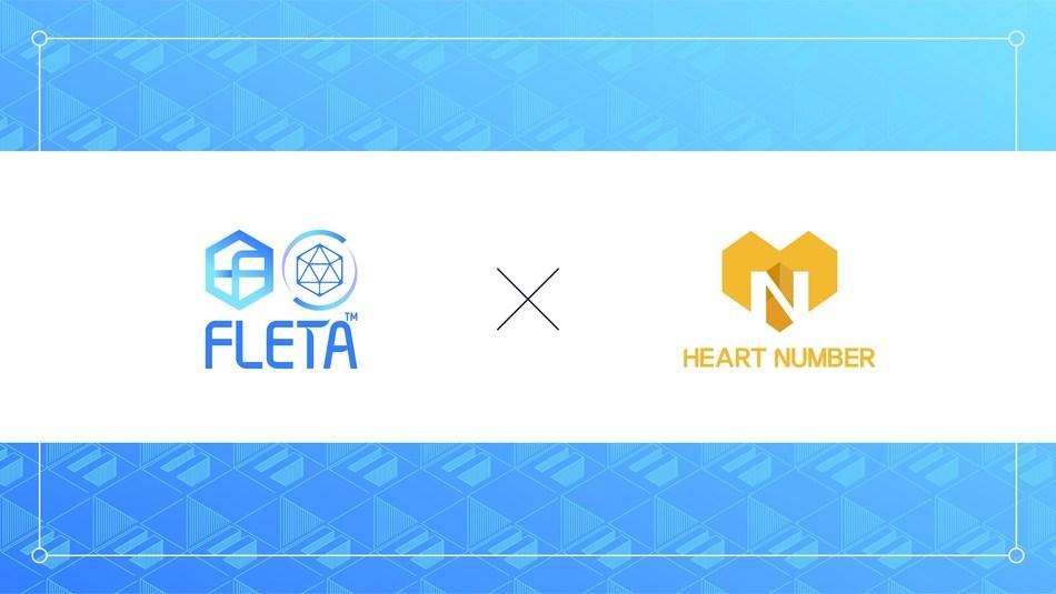 FLETA x Heart Number
