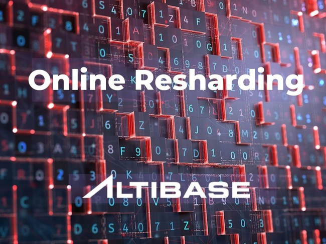 Altibase is a highly scalable open source database