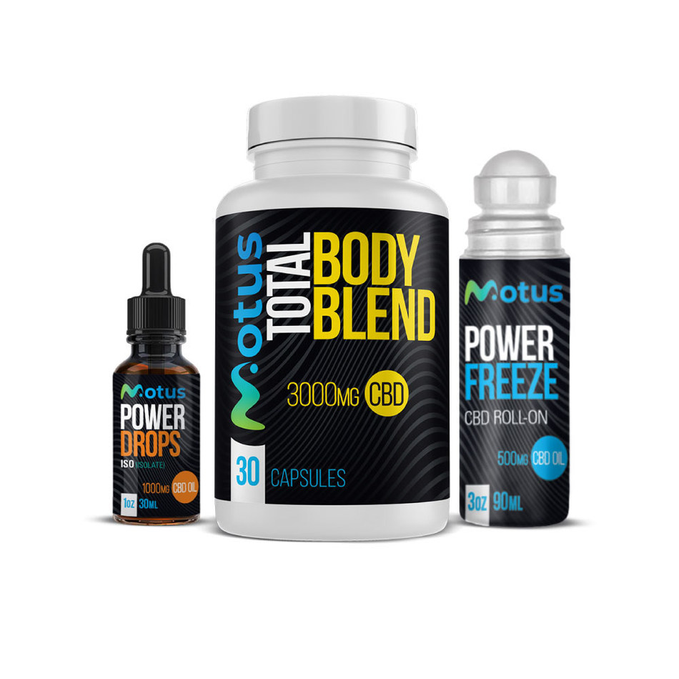 """OUR CBD PRODUCTS ARE FOR THOSE WHO DEMAND THE ABSOLUTE BEST FROM THEIR BODIES, FOR THE ABSOLUTE PEAK PERFORMANCE WHERE CBD PRODUCTS ARE HELPING CHAMPIONS BETTER THEIR PERFORMANCE. Our CBD products are created with today's athlete in mind. Passionately manufactured, Motus line of products is dedicated to """"top performers"""" who are keen about what goes into their body. Dealing with the cause and not just the symptoms, we believe our products are the new pathway to performance for modern-day champions."""