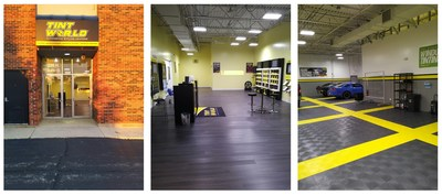 Tint World® Automotive Styling Centers announces their third Chicagoland location.