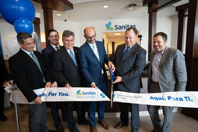 Blue Cross and Blue Shield of Texas and Sanitas Medical Center Unveil New Medical Center to Advance Primary and Value-Based Care