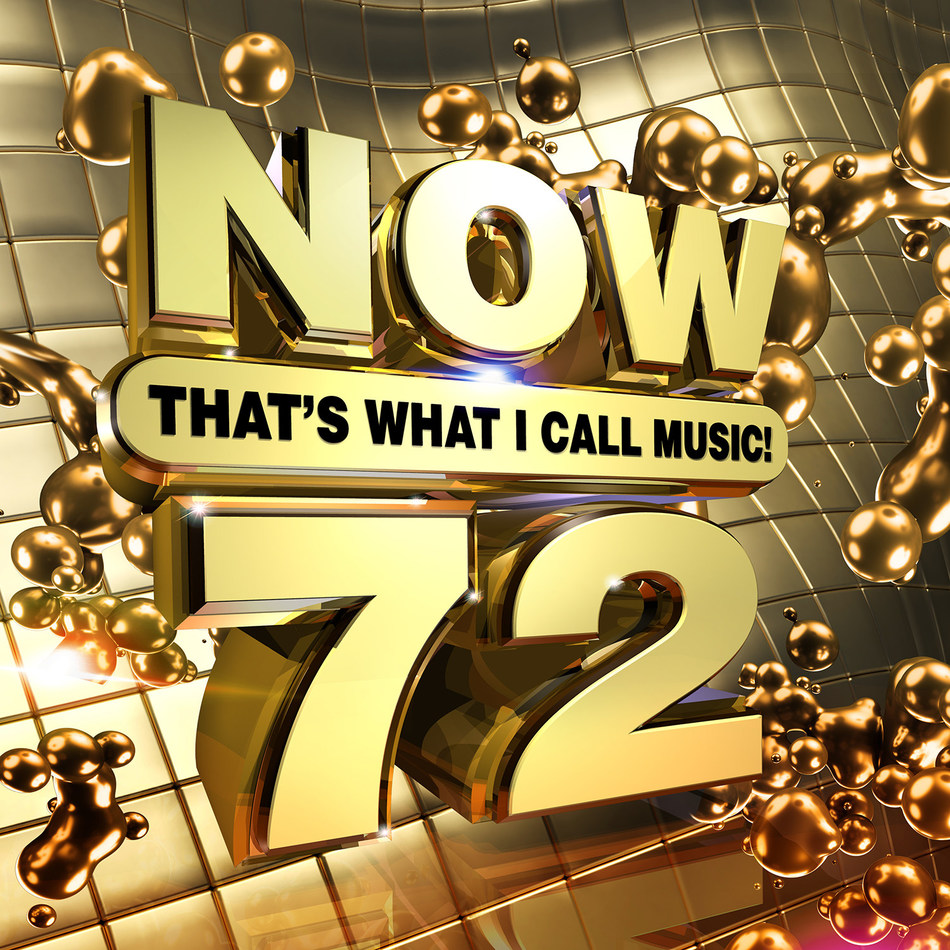 NOW That's What I Call Music!, the world's bestselling multiple-artist album series, showcases today's biggest hits across chart-topping numbered volumes and themed releases. NOW's latest numbered volume, 'NOW That's What I Call Music! 72,' will be released on CD and digitally on October 25. On the same date, 'NOW That's What I Call 80s Hits & Remixes' will be released on CD and digitally.