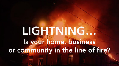 By sharing facts and education resources during Fire Prevention Week, the Lightning Protection Institute (LPI), is seeking to increase awareness about lightning, a very real, yet often underrated fire hazard.
