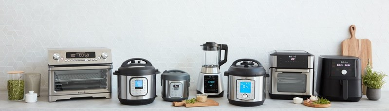 Instant Pot Debuts Family Of 10 New Must Have Small Kitchen Appliances