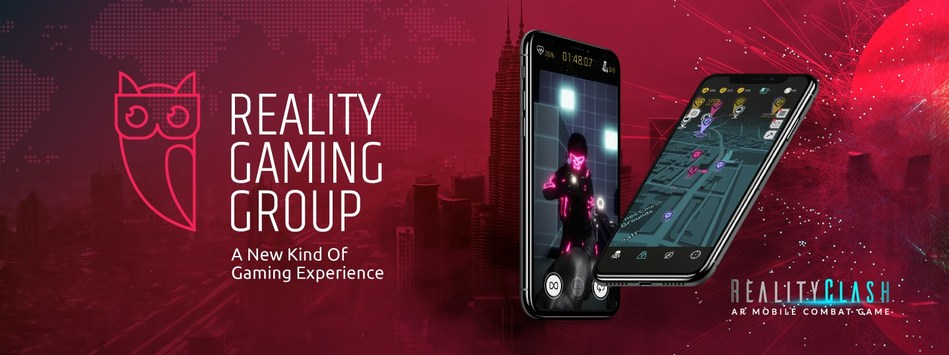 Reality Gaming Group: A New Kind of Gaming Experience (PRNewsfoto/Reality Gaming Group)