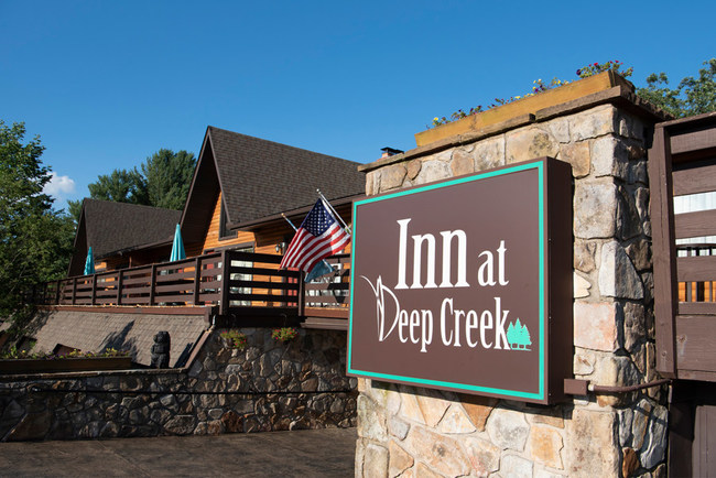 Located among the Allegheny Mountains in Western Maryland, the Inn at Deep Creek is remote enough to offer soothing peace and quiet, yet conveniently located within driving distance from Pittsburgh, PA, Washington, D.C. and many points in Maryland, Northern Virginia and West Virginia.
