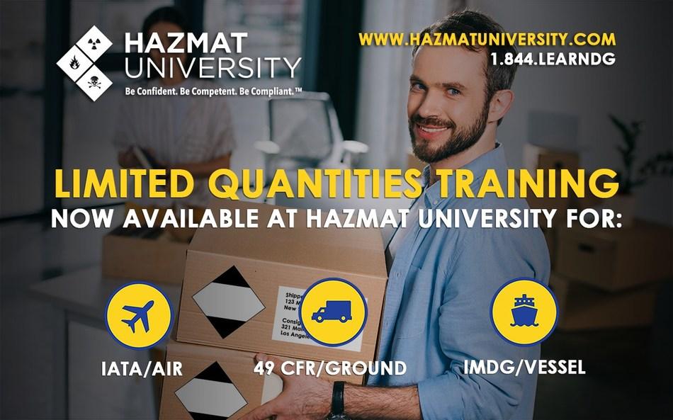 (PRNewsfoto/Hazmat University)