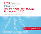Misuse of Surgical Staplers Tops ECRI Institute's 2020 Technology Hazards List