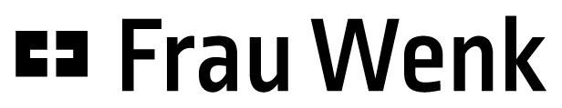 Frau Wenk Logo